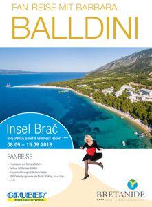 Fanreise 2018 Barbara Balldini